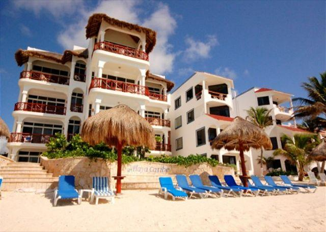 Playa Caribe Condos, Half Moon Bay, Akumal - Playa Caribe, Unit #12 - World - rentals