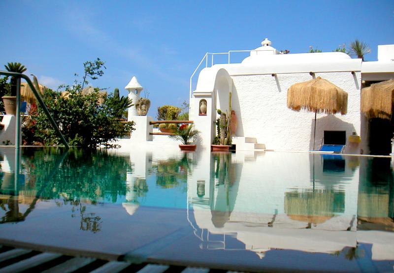 Pool on Ischia island by the Amalfi coast - B&B in a Botanical Garden Ischia Island - Ischia - rentals