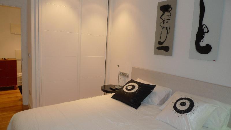 dormitorio.JPG - Miramar Attic - SanMarcial 28 - San Sebastian - Donostia - rentals