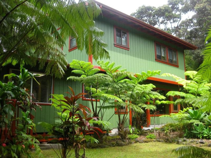 Hale I'iwi- Stay in 2 bed/2 bath Artist's Home! - Image 1 - Volcano - rentals