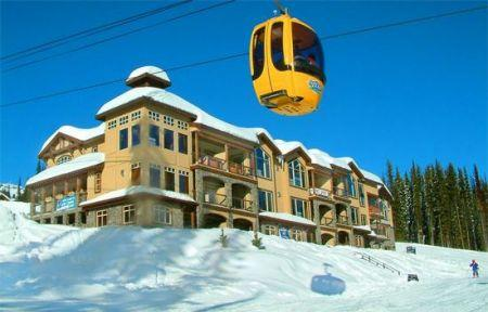 *Fantastic Ski in & Ski Out-Luxury * SouthPoint #2 - Image 1 - Big White - rentals