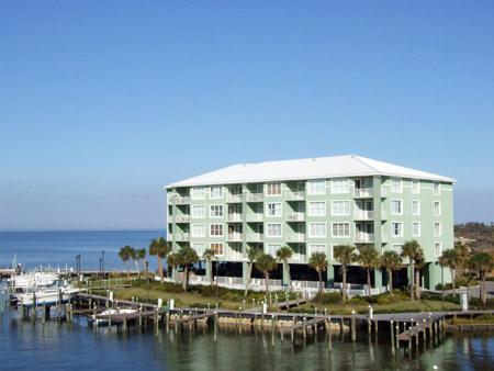 Navy Cove Harbor 1203 - Image 1 - Fort Morgan - rentals