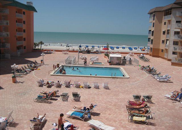 Beach Cottage Condominium 2304 - Image 1 - Indian Shores - rentals
