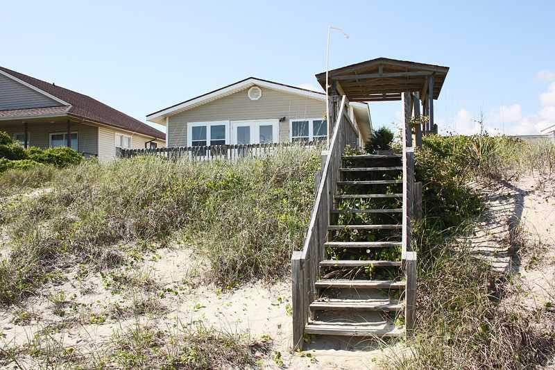 Rhoney R&R  3025 West Beach Drive - Image 1 - Holden Beach - rentals