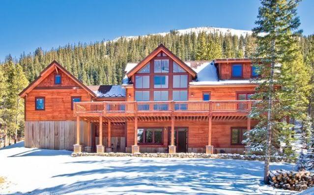 Keystone 5 BR, 5 BA House (Breckenridge: 5 bed/4.5 bath. Luxury 4,000 sq ft. From $399/nt.) - Image 1 - Breckenridge - rentals
