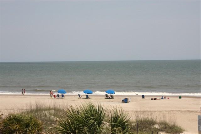 Ocean front condo Sandcastles beach club - Image 1 - Tybee Island - rentals