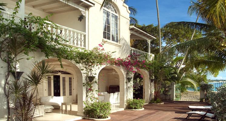 Caprice, Reeds Bay, St. James, Barbados - Beachfront - Image 1 - United States - rentals