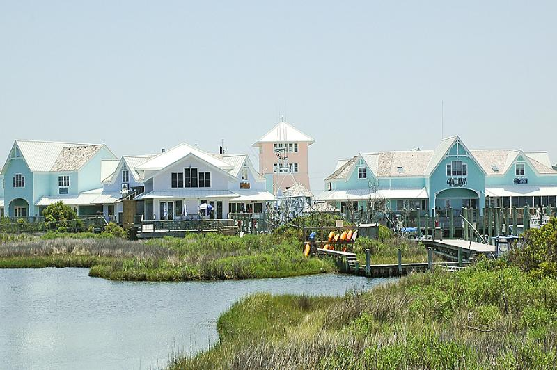 RESORT RESIDENCE A1 - Image 1 - Hatteras - rentals