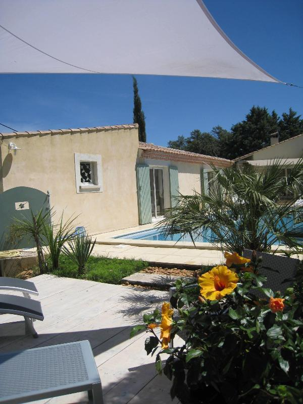 VIEW - CHARMING COTTAGE IN PROVENCE WITH SWIMMING POOL - Gard - rentals