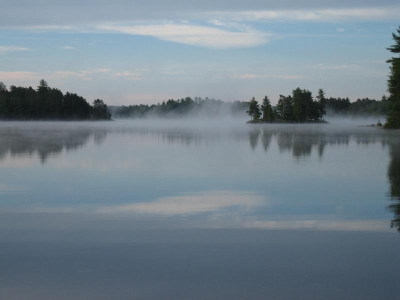 Beautiful lake view from cottage - A SUMMER RETREAT!   LAKE WESLEMKOON, ONTARIO - Ontario - rentals