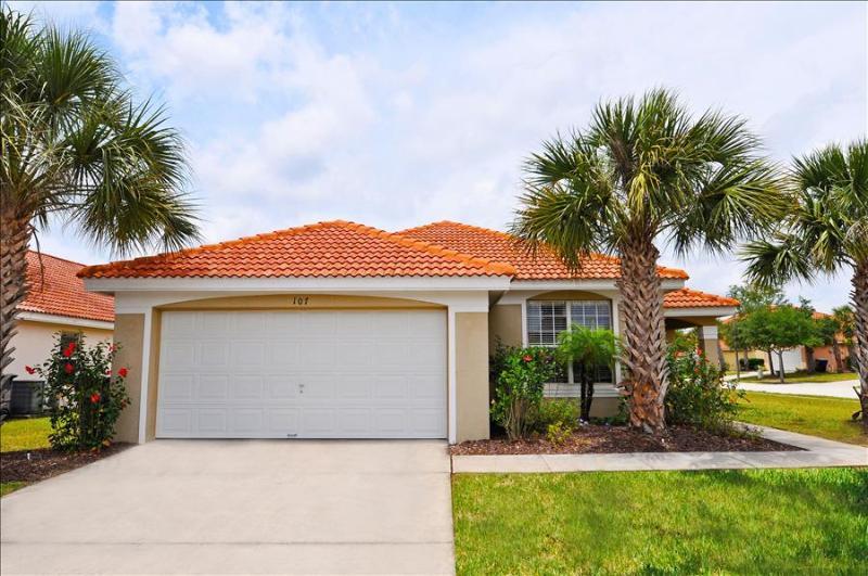 AR-Kehinde's Sunshine Villa - Image 1 - Davenport - rentals