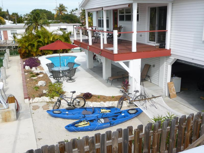 What you see is what you get! - , Fishing,Diving,Familes--Boot Key Retreat - Marathon - rentals