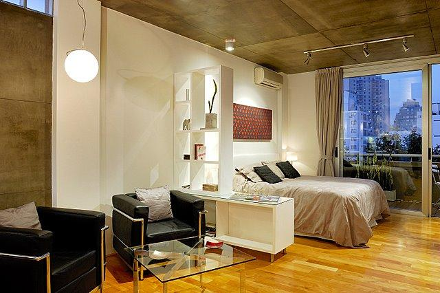 Studio Apartment with Pool in Palermo Hollywood - Image 1 - Buenos Aires - rentals