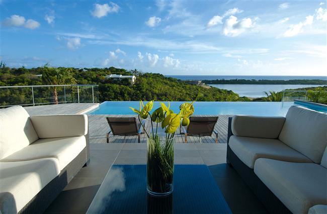 No Limit at Terres Basses, Saint Maarten - Ocean View, Pool_old_old - Image 1 - Terres Basses - rentals