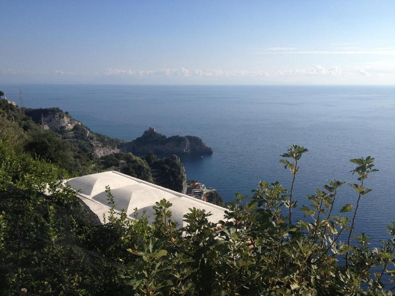 Seaview from the balcony - Casa Bellavista - Conca dei Marini - rentals
