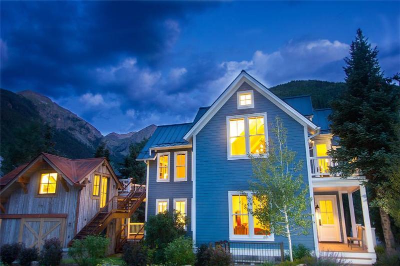 SPRUCE HOUSE - Image 1 - Telluride - rentals