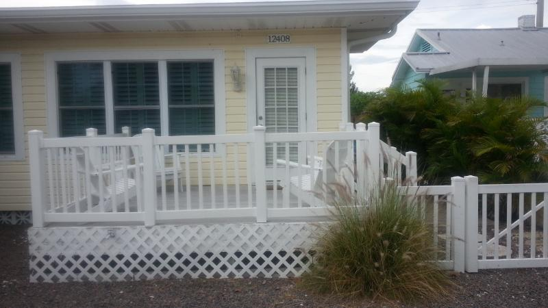 The Beach House - 3 bedroom, 2 bath home, just steps to the beach - Treasure Island - rentals