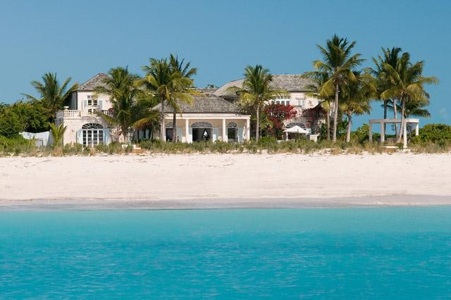 - Coral House - TC - Grace Bay - rentals