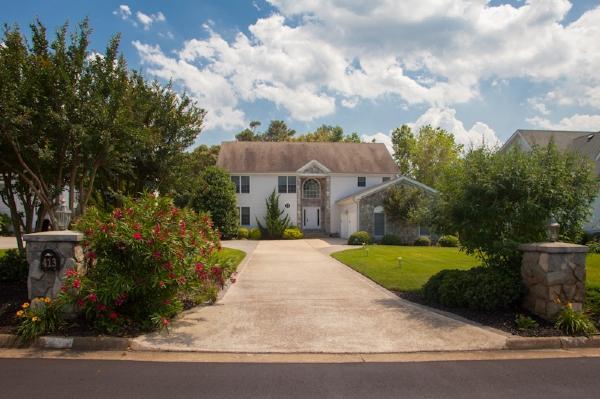 Front - 413 Croatan Hills Drive - Virginia Beach - rentals