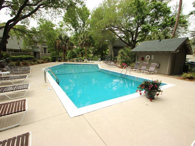 Pool - Ocean Cove, 826 - Hilton Head - rentals