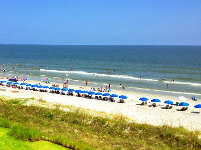 Beach at Island Club - Island Club, 4205 - Hilton Head - rentals
