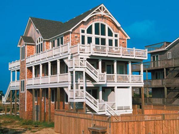 Monkey's Beach House - Image 1 - Avon - rentals