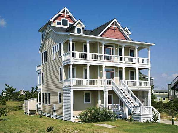 Hatteras Seaduction - Image 1 - Hatteras - rentals