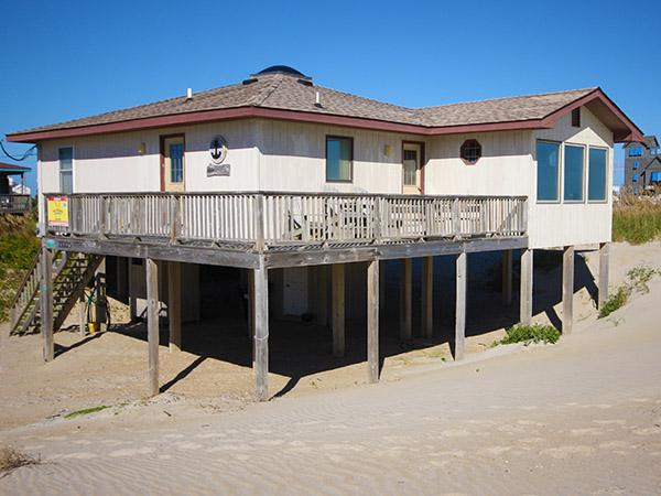Anchors Away - Image 1 - Rodanthe - rentals