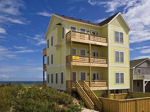 Anchor's Out - Image 1 - Rodanthe - rentals