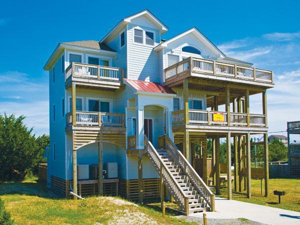 Surf It Up - Image 1 - Salvo - rentals