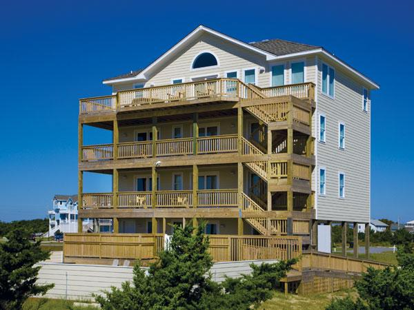 A Shore Thing - Image 1 - Salvo - rentals