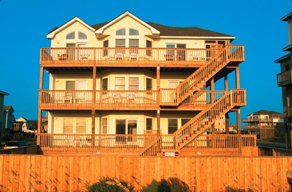 A Beach Dream - Image 1 - Salvo - rentals