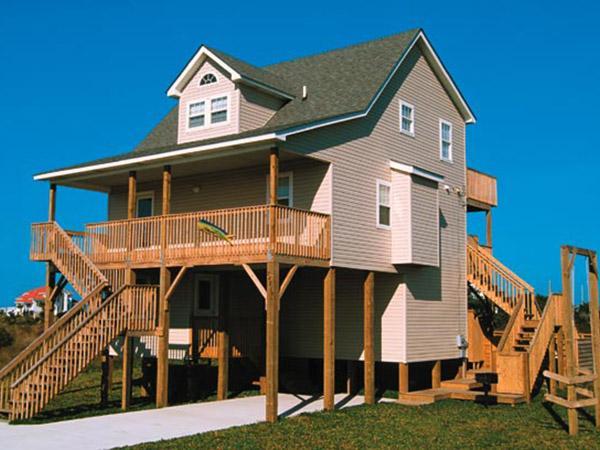 The Bide-A-Wee Cottage - Image 1 - Rodanthe - rentals