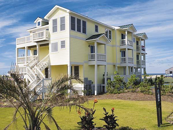 San Caribe - Image 1 - Rodanthe - rentals