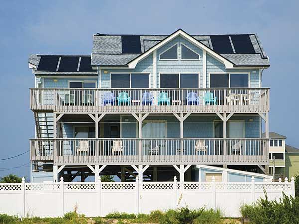 Ocean's Edge - Image 1 - Salvo - rentals