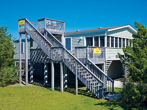 The Beach House - Image 1 - Salvo - rentals
