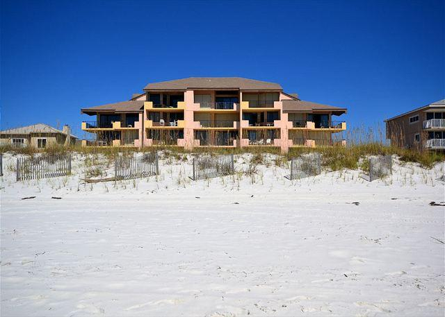Gulf Winds 205 - Image 1 - Pensacola Beach - rentals
