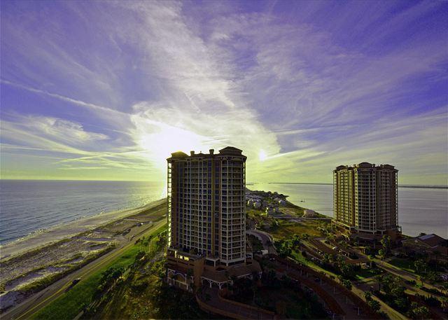 Portofino 1804 Tower 3 - Image 1 - Pensacola Beach - rentals