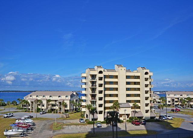 Building 10 at Santa Rosa Dunes - Santa Rosa Dunes 1022 - Pensacola Beach - rentals