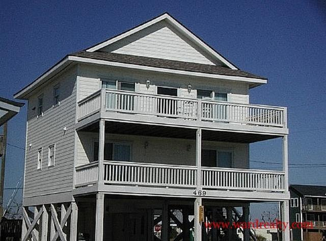 Dream III - Dream III - North Topsail Beach - rentals