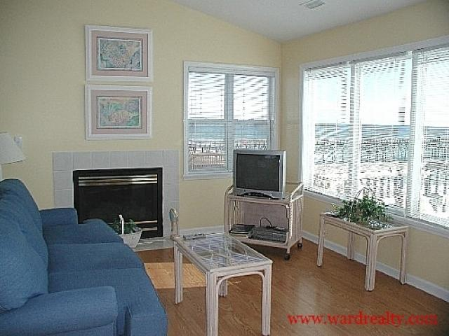 Oceanfront Exterior - Kinco Penthouse - Surf City - rentals