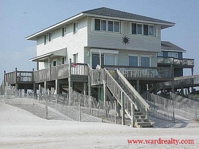 Merritt House - Merritt House - North Topsail Beach - rentals
