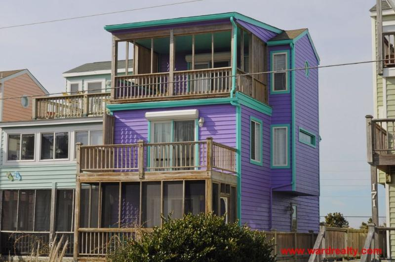 Seaspray Exterior - Seaspray - North Topsail Beach - rentals