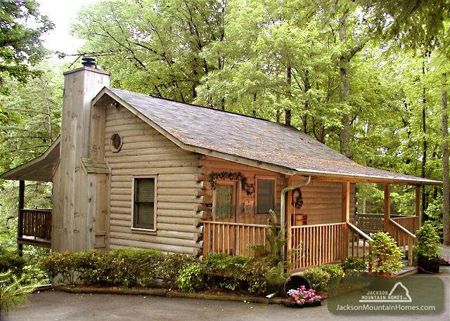 Dove's Nest   Private Mtn View  Hot Tub  WiFi  Jetted Tub  Free Nights - Image 1 - Gatlinburg - rentals