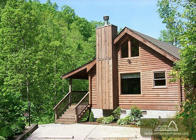 Fawn Cabin  Hot Tub Private Jacuzzi Pet Friendly Fireplace Free Nights - Image 1 - Gatlinburg - rentals