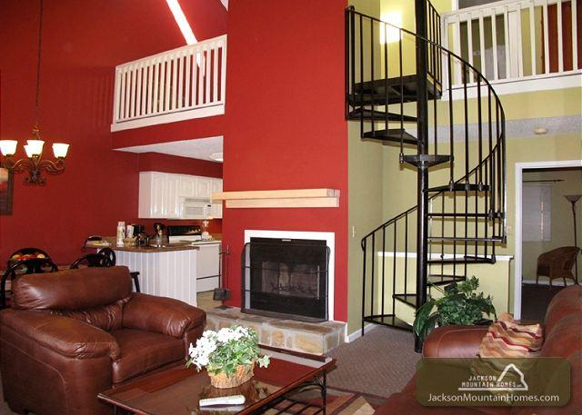 Gatlinburg Village 406    Wood Fireplace  Shopping  Pool   Free Nights Wi-Fi - Image 1 - Gatlinburg - rentals