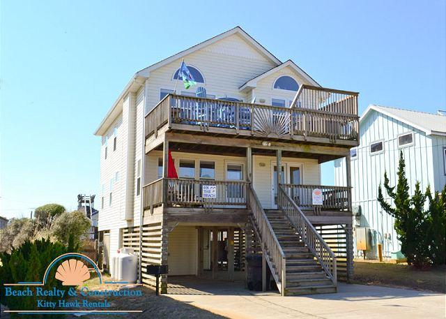 On the Beach 65 - Image 1 - Kitty Hawk - rentals