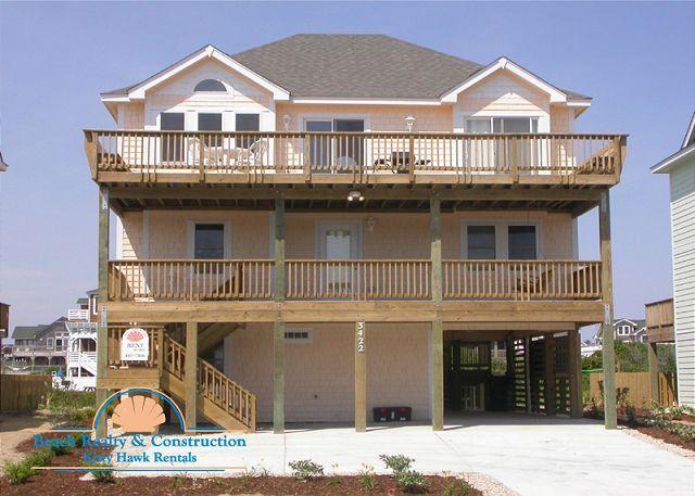 Mangos Beach House 1102 - Image 1 - Nags Head - rentals