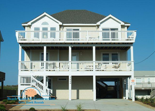 Sand Baggers Beach House 1105 - Image 1 - Nags Head - rentals