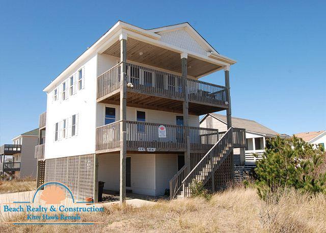Sea View Cottage 1340 - Image 1 - Kill Devil Hills - rentals